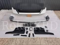 Обвес Toyota Land Cruiser 200 стиль 2021