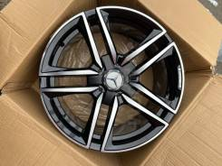 Новые диски на Mercedes-amg (16.01)
