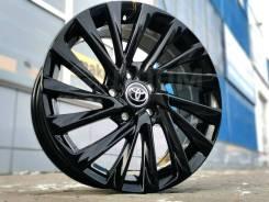 Новые диски на Toyota Lexus Black Style (16.01)