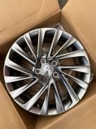 Новые диски на Toyota Camry (16.01)