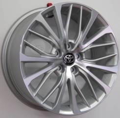 Новые диски на Toyota Camry V70 (16.01)