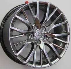 Новые диски На Lexus RX 270,300,330,350,450 NX GS ES Графит (16.01)