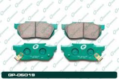 Колодки тормозные G-Brake GP-05019 D5019-Япония 45022-SAA-000