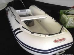 Продам отличную лодку, с пластиковым дном Suzumar RIB 320