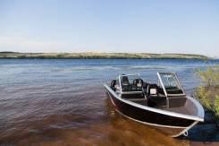 Моторная Лодка Realcraft 470М, ТР510, С Дополнительными Опциями