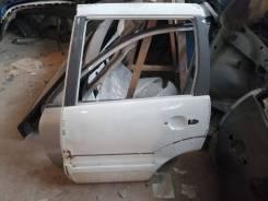 Дверь задняя левая Chevrolet Niva I рестайлинг (2009– н. в. ) [2123-6200015]