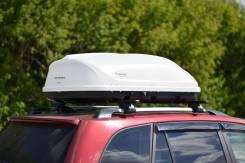 Автобокс PT Group Turino Compact 360 л Белый
