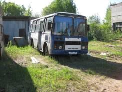 Запчасти ПАЗ-3205