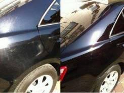 Полировка кузова и фар вашего автомобиля, керамика, стекло, химчистка