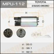 """Бензонасос """"Masuma"""", с фильтром сеткой, Toyota Camry/ avv50, asv50l"""