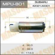 """Бензонасос """"Masuma"""", с фильтром сеткой, Subaru, V=1800-2000"""