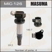 """Катушка зажигания """"Masuma"""", Toyota Passo/Pixis Epoch/Pixis Space/Pixis/Truck Pixis VAN"""