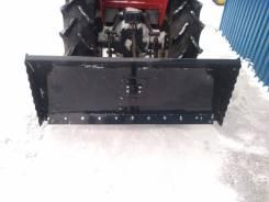 Отвал задний усиленный для мини-трактора