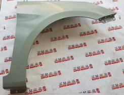 Крыло переднее правое без повторителя Solaris 10-17 Hyundai [663211R350]