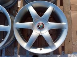 Tecnocast Italy Alfa Romeo диски R17 5*98 7j вылет 35 ЦО 58,1 ПРИ ОБ