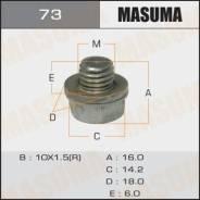 """Болт маслосливной """"Masuma"""" Ms. б_73 Toyota, Mitsubishi, Suzuki"""