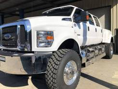 Ford F650, 2019