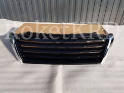 Решетка радиатора Toyota land cruiser prado 150 13-2017 г Черная