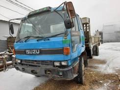 Продается грузовик с манипулятором исузу v 340