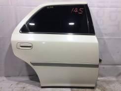 Дверь задняя правая/левая цвет 051 Toyota Cresta JZX100 GX100 #80