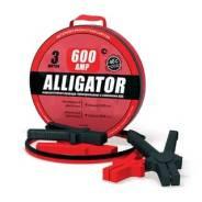 Провода прикуривания Аллигатор морозостойкие + сумка BC-600, 600A длина 3 метра