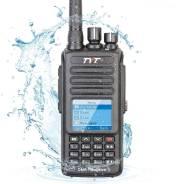 Портативная цифровая DMR радиостанция TYT MD-390 VHF (136-174 мГц) (Оригинал, гарантия 1 год)
