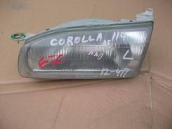 Фара Toyota Corolla, левая передняя