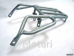 Багажник Kawasaki KLX250 1997-2003 silver