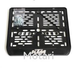 Рамка для номера KTM 245*185