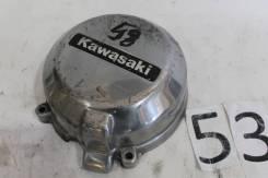 Крышка Двигателя крышка двигателя боковая для Kawasaki ZR750 Zephyr