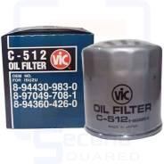 Фильтр масляный Япония C-512 * VIC VIC [C512]