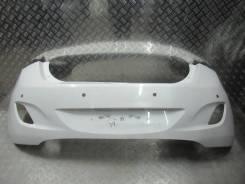 Бампер задний Hyundai I30 GD (12-15) oem 86611A6000