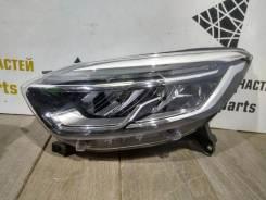 Фара ЛЭД LED левая бу Renault Kaptur OEM 260605214R