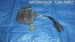 Блок управления вентилятором охлаждения Nissan Bluebird Sylphy KG11 MR20DE 21493EW00B 21493EW00C