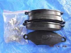Колодки тормозные передние Peugeot 206 TSN 2.1.313 421566 425191 425191 Lucas GDB1381 Ferado FDB1378 Lucas GDB1381 31302996 271979 31261183