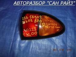 Стоп-сигнал задний правый Toyota Cavalier TJG00 22602876 22658902 30228