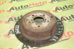 Диск тормозной Toyota Caldina, задний