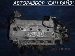 Двигатель Mazda Premacy CREW LFVD пробег 43 тыс. км