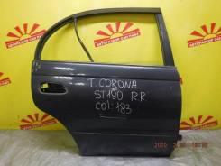 Дверь боковая задняя правая Toyota Corona ST190 67003-20650 67003-20652
