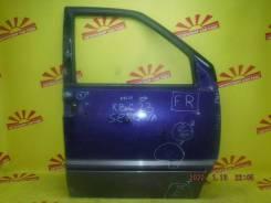 Дверь боковая передняя правая Nissan Vanette Serena KBC23 801003C000 801004C000