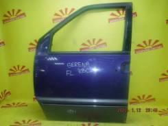 Дверь боковая передняя левая Nissan Vanette Serena KBC23 801013C000 801014C000