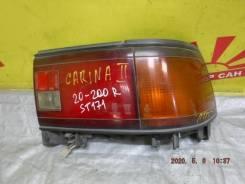 Стоп-сигнал правый Toyota Corona SF ST170 20-200