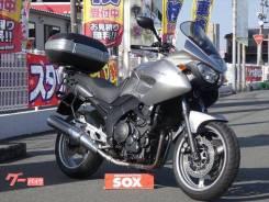 Yamaha TDM 900, 2009