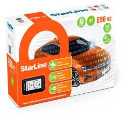 Автосигнализация StarLine E96 BT 2CAN-4LIN 2 SIM GSM-GPS