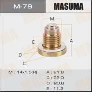 Болт (пробка) маслосливной Mazda С Магнитом!
