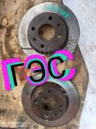 Тормозные диски перед ваз2109