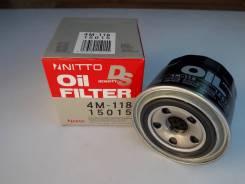 Фильтр масляный Nitto 4M-118 (15015) Япония
