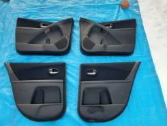 Дверные карты комплект (обшивки)Toyota VITZ, Yaris RS KSP90, NCP91,