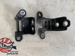 Петли двери задние прав (верх/низ) NH731P - черный Honda Cr-V RE4 #2