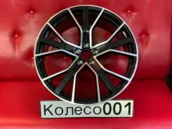 Новые литые диски Audi-5020 9.5j-21 5*112 31 66.6 BMF